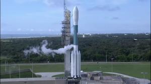 Il razzo vettore Delta che porterà Grail nello spazio