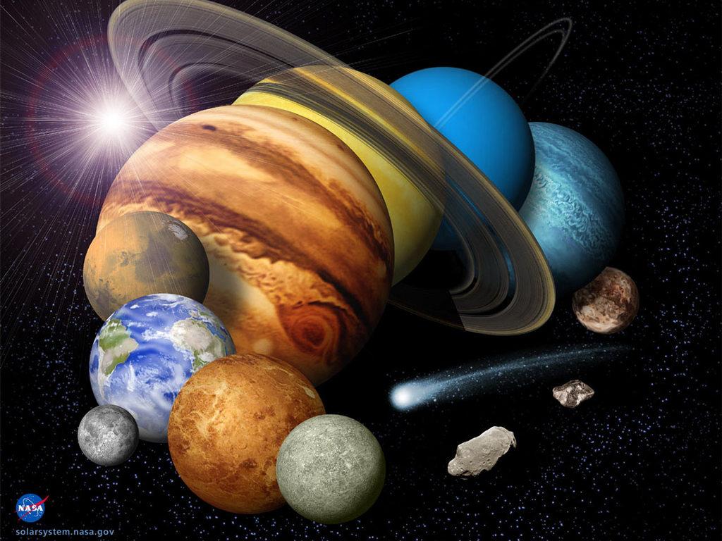 Aggiornamenti dal sistema solare: ottobre 2016