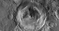 il cratere Gale