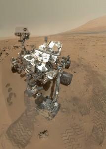 Autoritratto di Curiosity. Credit: NASA/JPL-Caltech/Malin Space Science Systems