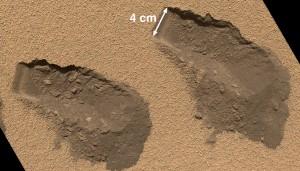 Curiosity - Test samples