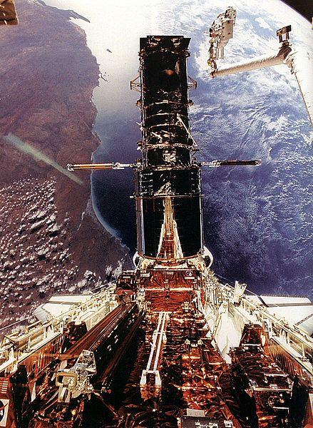 Riparazione di Hubble