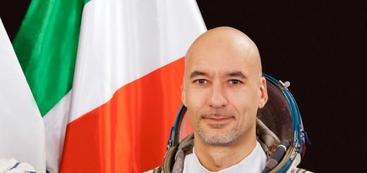 L'astronauta Luca Parmitano. Fonte. Gagarin Cosmonaut Training Center
