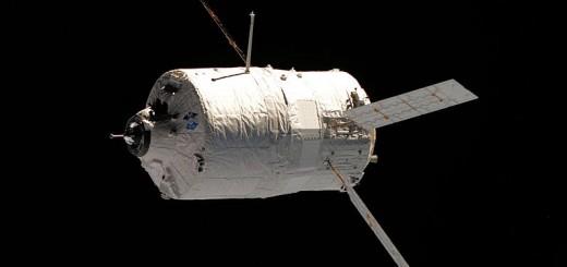 ATV-2 Johannes Kepler. Fonte NASA