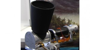 Il prototipo ILO-X presentato a maggio 2013. (c) MoonEx/ILOA