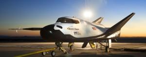 Il Dream Chaser prima dei Drop Test. Credit: NASA.
