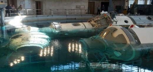 L'Hydrolab di Star City. Fonte: Samantha Cristoforetti