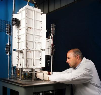 Un modello di sviluppo di ASRG. Credits: NASA