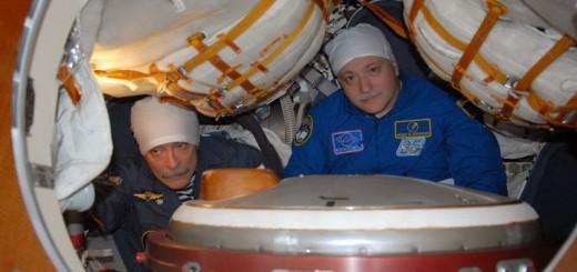 La verifica di accettazione di una Soyuz presso gli stabilimenti RSC Energia di Korolev, in Russia. Fonte: RSC Energia
