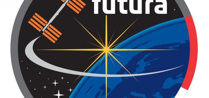 Il logo della missione Futura di Samantha Cristoforetti. Fonte: ESA