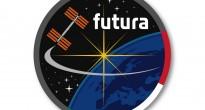 Il logo della missione Futura di Samantha Cristoforetti. Fonte: ESA/ASI