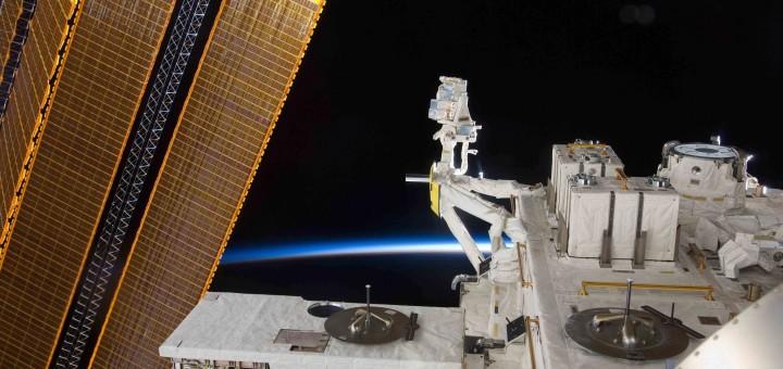 La Exposed Facility di kibo. Fonte: NASA