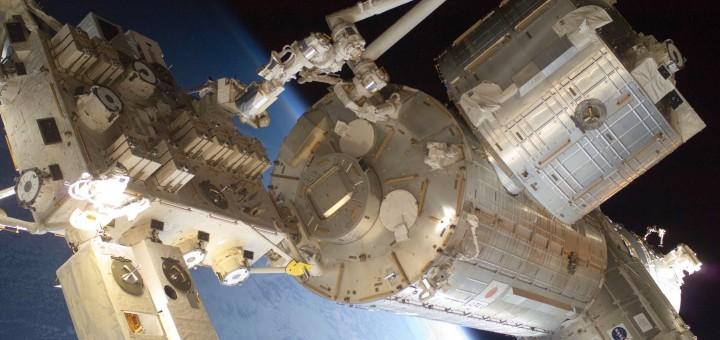 Il laboratorio Kibo della ISS. Fonte: NASA