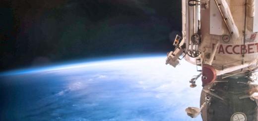 La Soyuz della Expedition 38 attraccata alla ISS. Credit: NASA