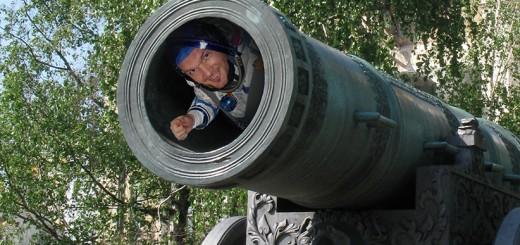 Nuovo sistema di lancio russo. Credit: Riccardo Rossi