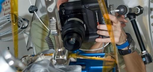 L'esperimento BCAT sui colloidi della ISS. Credit: NASA