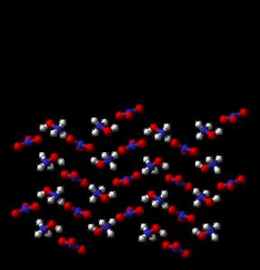 Formula chimica di AF-M315E Credits: Wikipedia