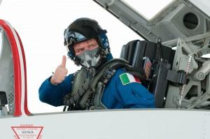 Roberto_Vittori_in_the_rear_station_of_a_NASA_T-38