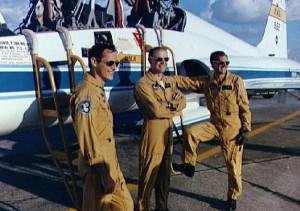 L'equipaggio di Skylab 4, Ed Gibson, Gerald Carr e Bill Pogue
