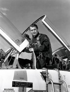 Anche Von Braun volò sul T-38