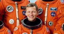 Il comandante di STS-55 Steven Nagel. Credit: NASA