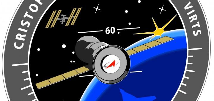 La patch di missione della Soyuz TMA-15M (particolare). Credit: Roscosmos/Spacepatches.nl