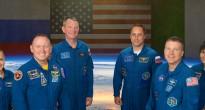 Ritratto ufficiale della Expedition 42 (particolare). Credit: NASA/Bill Stafford