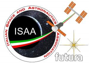 Il disegno sulla T-shirt ISAA che Samantha Cristoforetti ha portato sulla ISS. Credit: Riccardo Rossi