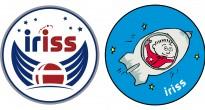 I loghi della missione irissi di Andreas Mogensen e del suo programma educativo. Credit: ESA