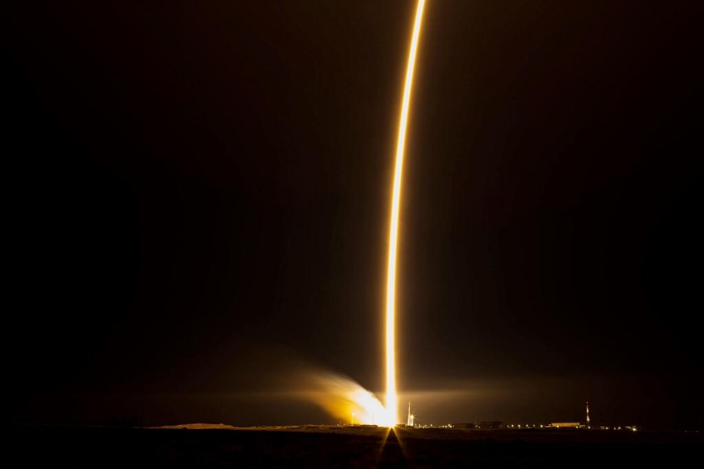 Il lancio della Sojuz TMA-15M a Bajkonur. Credit: NASA