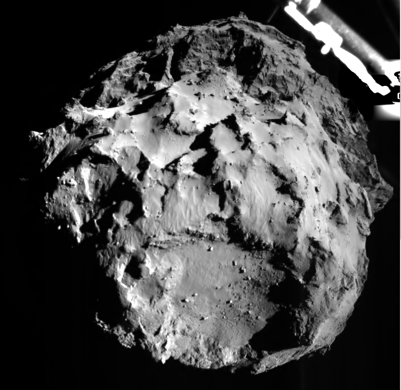 67P from Philae