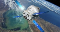 Orion with Airbus Service Module