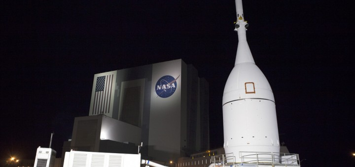 Orion roll out