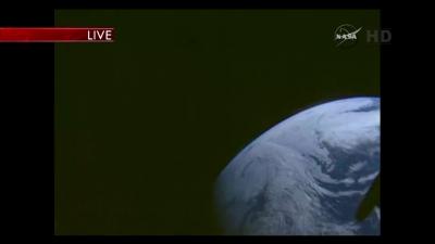 EFT-1 view
