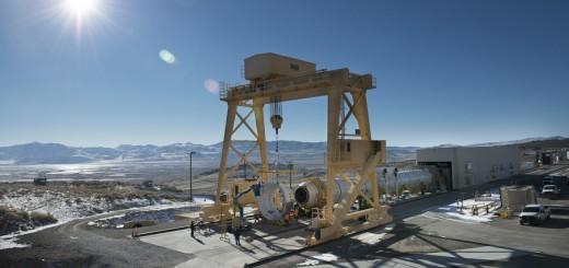 Il primo booster per lo SLS pronto per i test