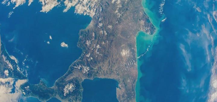 ISS Timelapse – Spettacolare sorvolo dell'Italia