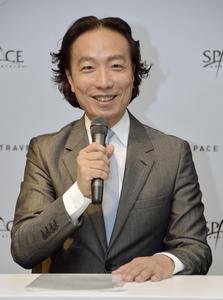 Satoshi Takamatsu. Credit: Kyodo News