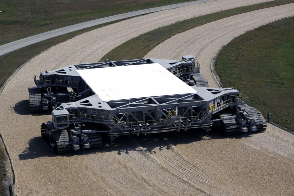 Il CT-2 in un'immagine che ne mostra tutta la sua imponenza. Credit: NASA