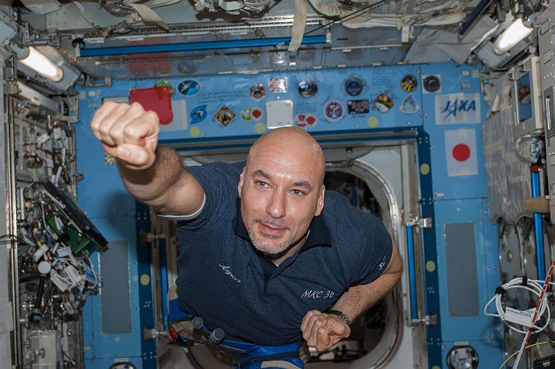 E' l'italiano Luca Parmitano a dirigere la Stazione Spaziale Internazionale (ISS)