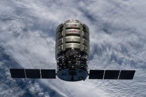 La Cygnus CRS-2 che ha effettuato la sua missione di rifornimento fra luglio e agosto 2014. Credit: NASA