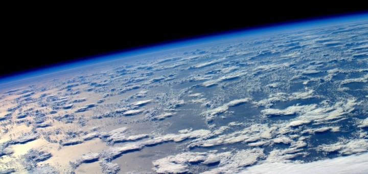 La Terra fotografata da Samantha Cristoforetti. Credit: ESA/NASA
