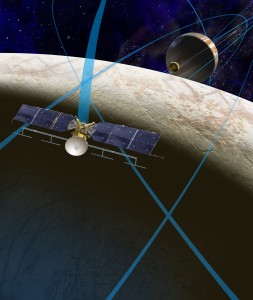 Europa Clipper. Credit: NASA/JPL