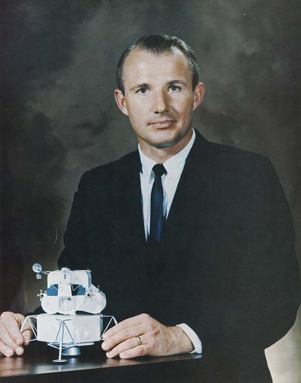 Vance D. Brand nel 1966. Credit: NASA