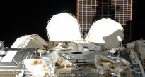 Il boccaporto CBM del Nodo 1 della ISS lasciato libero dallo spostamento dell modulo PMM. Credit: ESA/NASA