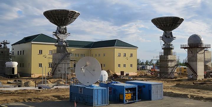 Il nuovo centro di controllo VKIP, credit Roscosmos