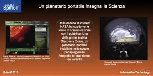 La nascita di Discovery Dome, il planetario che spiega la scienza al grande pubblico ©NASA / Veronica Remondini