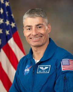 Mark Vande Hei. Credits: NASA