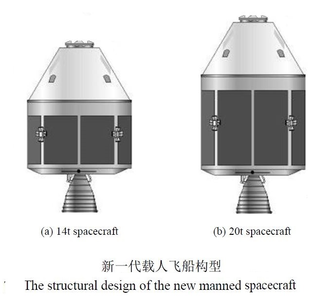 CNSA Multipurpose Manned Reentry Capsule 03