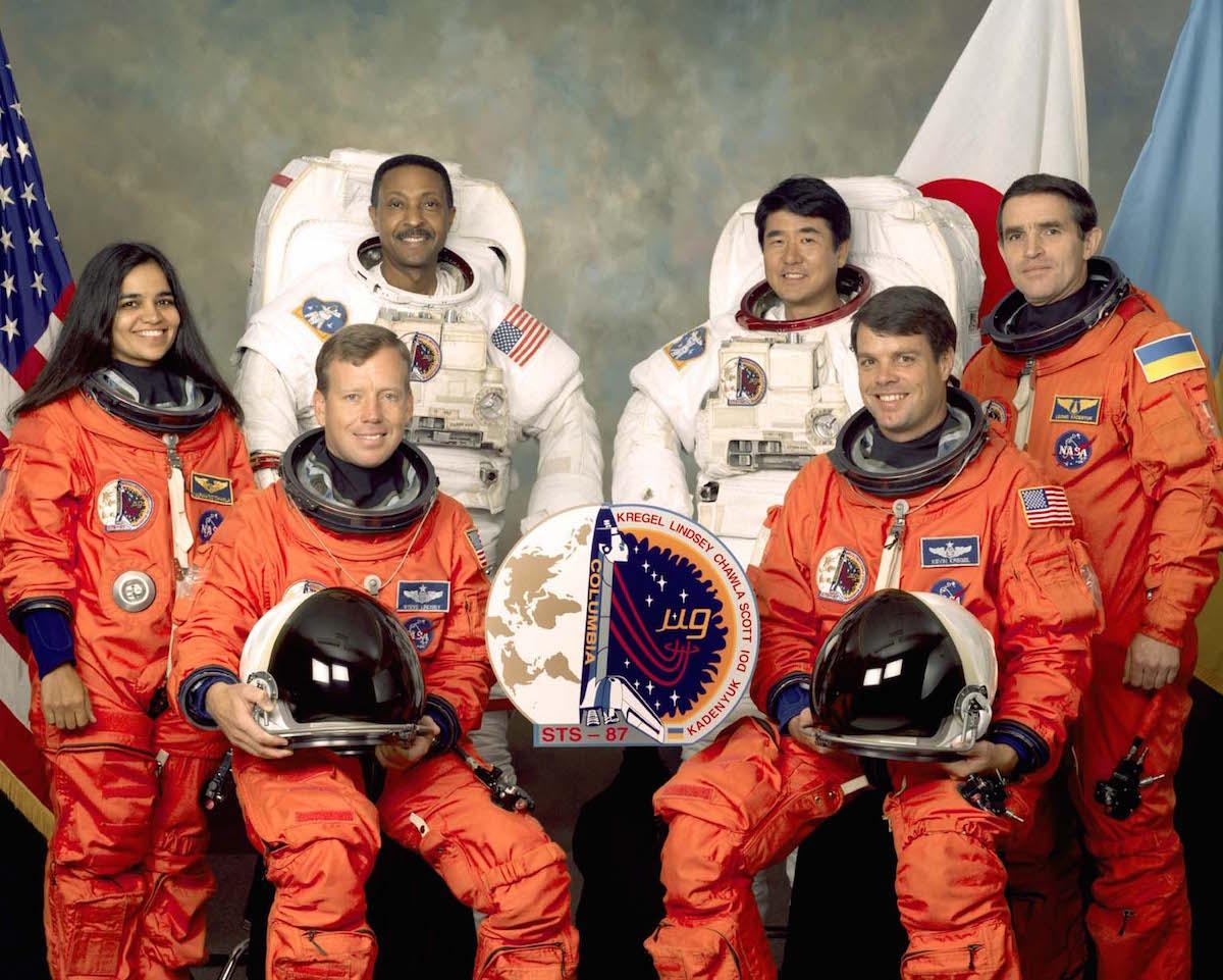 Sts-87_crew