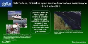 DataTurbine, un sistema di raccolta e trasmissione dati affidabile e open source © NASA / Veronica Remondini
